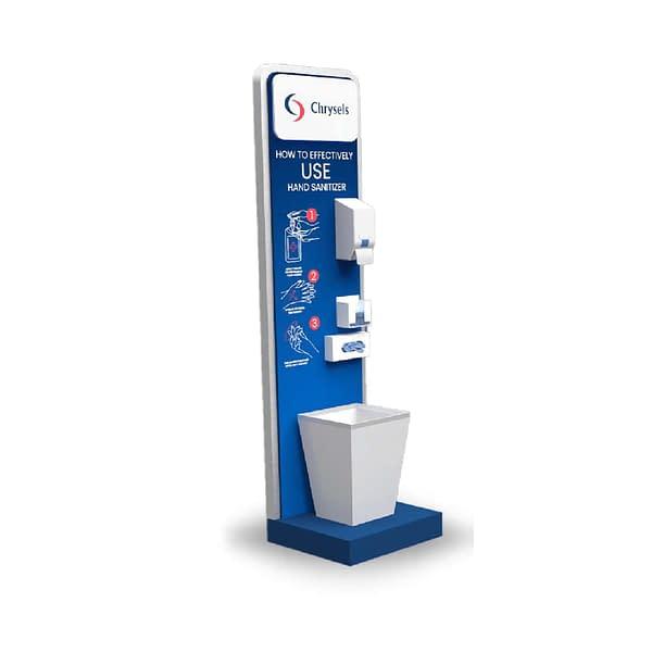 Sanitizing unit dubai