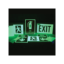 Photoluminescent film exit dubai