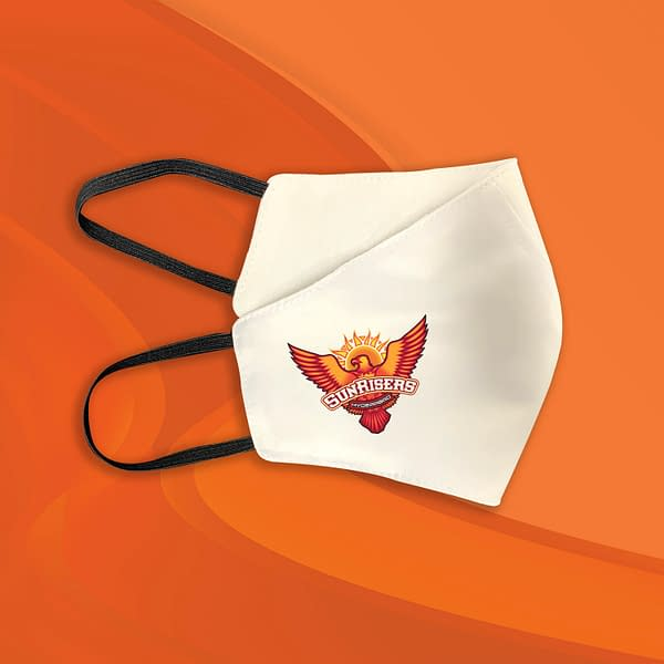 Sunrisers Face Masks