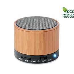 Environment friendly bluetooth speaker
