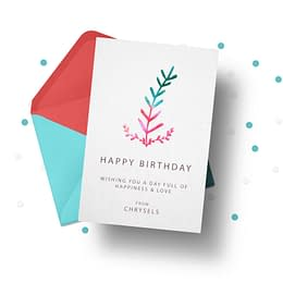 greeting cards printing dubai