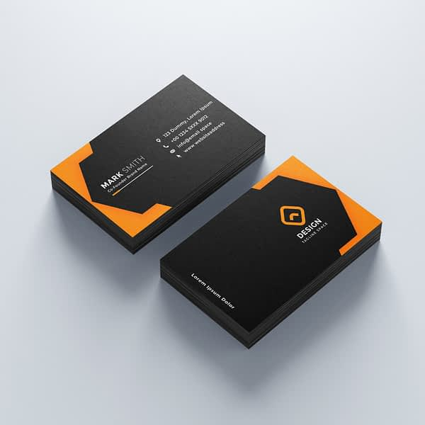 Business card dubai