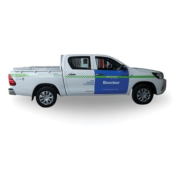 Vehicle branding