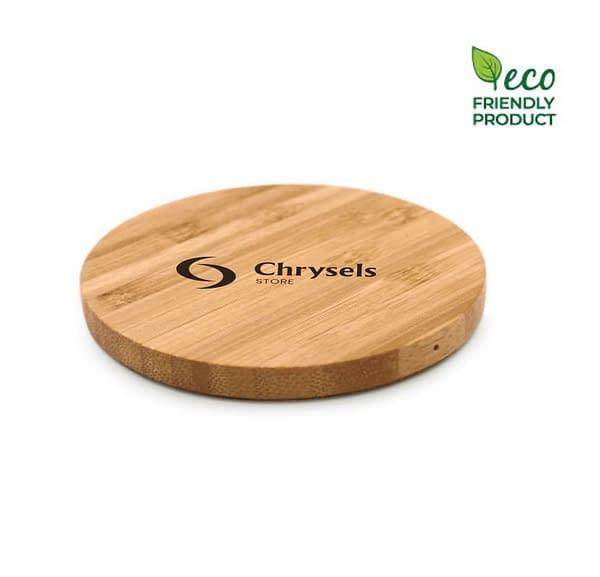 Environmentally friendly wireless charging pad