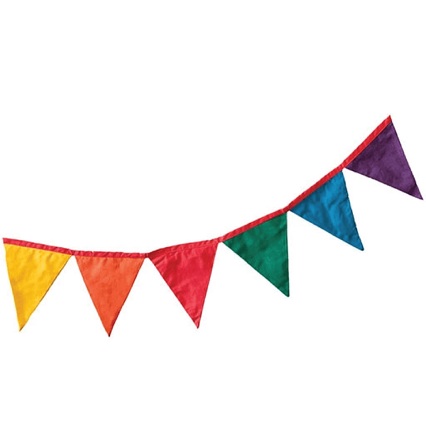 Bunting flag dubai
